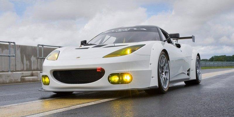 Lotus Evora GX Racecar | CAR REVIEW